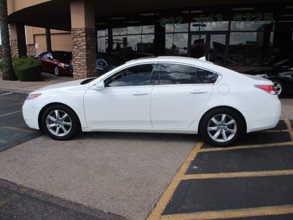 Pre-Owned 2012 Acura TL 4 DOOR SEDAN