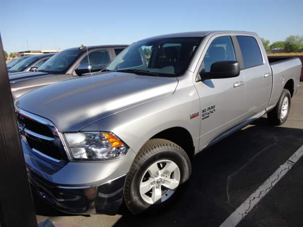 Pre-Owned 2019 RAM 1500 4 DOOR CAB; CREW; LONG BED