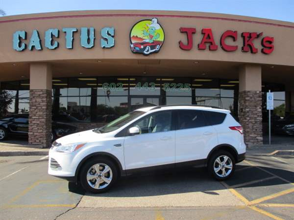 Pre-Owned 2014 FORD ESCAPE 4 DOOR WAGON