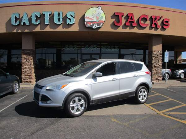 Pre-Owned 2013 FORD ESCAPE 4DSW