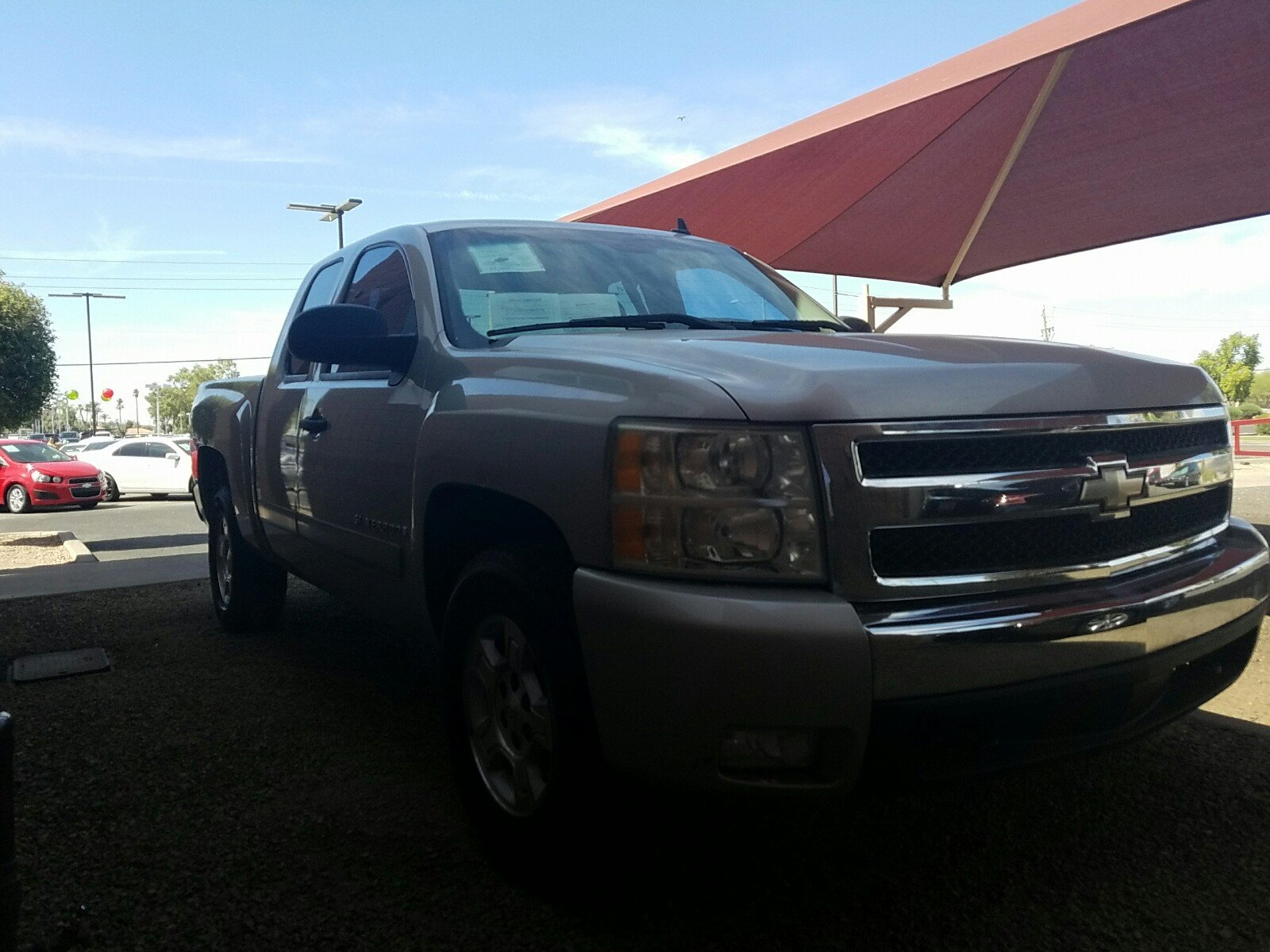 Pre-Owned 2007 Chevrolet Silverado 1500 Extended Cab Pickup in Phoenix  #5U6177 | Cactus Jack's Auto