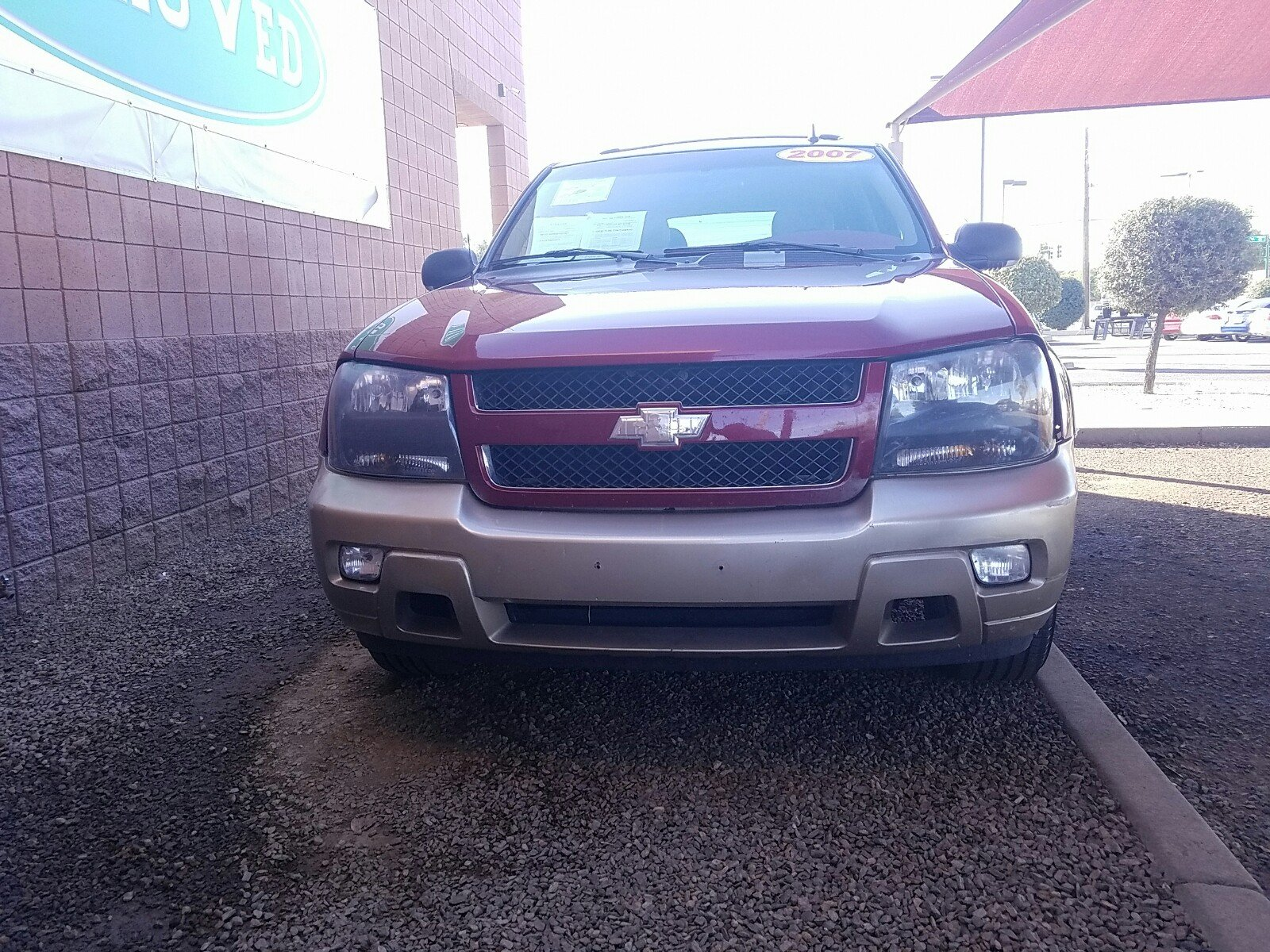 Pre Owned 2007 Chevrolet TrailBlazer LT Sport Utility in Phoenix