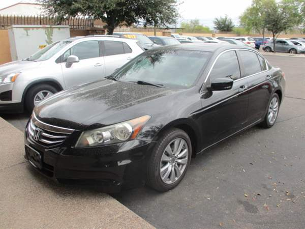 Pre-Owned 2012 Honda ACCORD 4 DOOR SEDAN