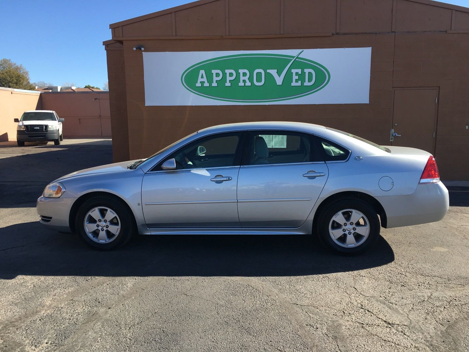 Pre Owned 2009 Chevrolet Impala 3 5L LT 4dr Car in Phoenix