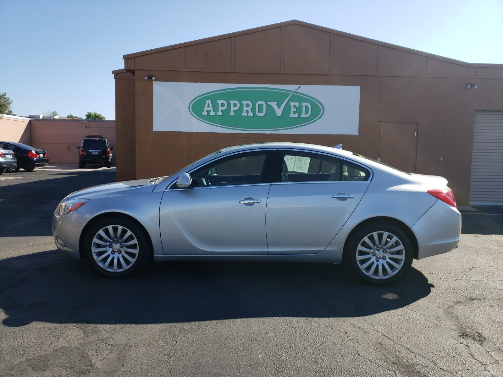 Pre-Owned 2013 Buick Regal Turbo Premium 1