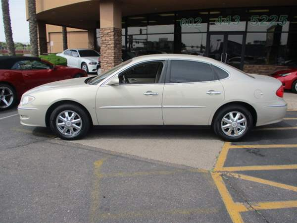 Pre-Owned 2008 BUICK LACROSSE 4 DOOR SEDAN