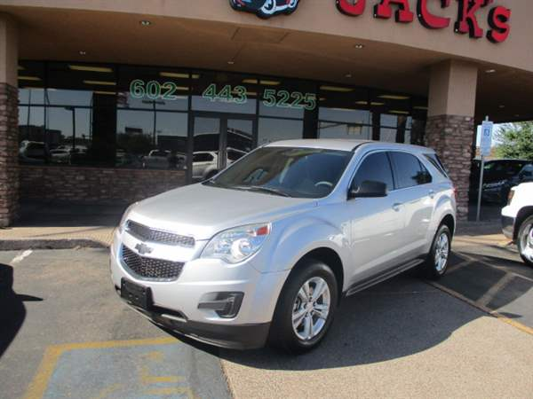 Pre-Owned 2013 CHEVROLET EQUINOX 4 DOOR WAGON