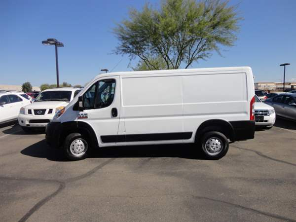 Pre-Owned 2019 RAM PROMASTER 1500 3 DOOR VAN; CARGO