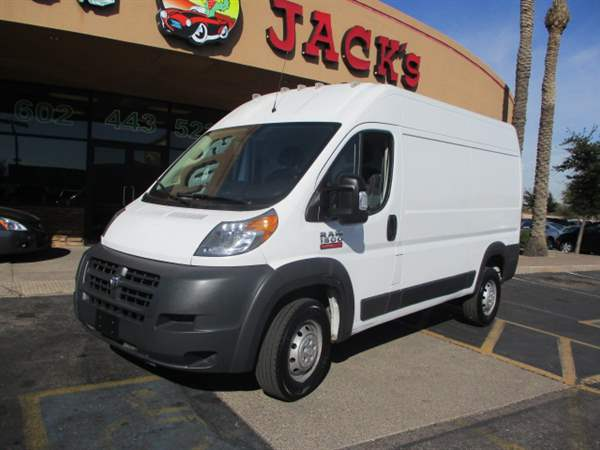 Pre-Owned 2018 RAM PROMASTER 1500 3 DOOR VAN; CARGO