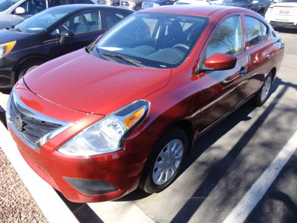 Pre-Owned 2016 NISSAN VERSA 4DSD