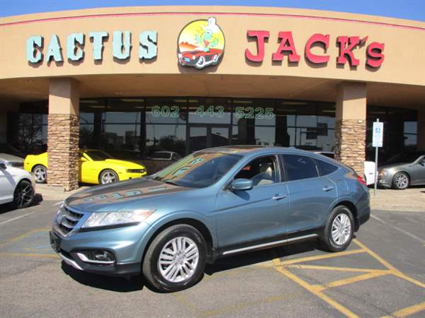 Pre-Owned 2014 Honda CROSSTOUR 4 DOOR HATCHBACK