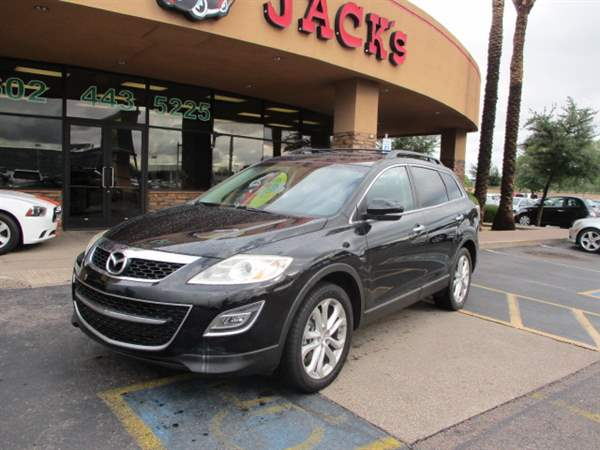 Pre-Owned 2012 MAZDA CX-9 4 DOOR WAGON
