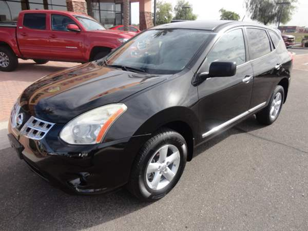 Pre-Owned 2012 NISSAN ROGUE 4 DOOR WAGON