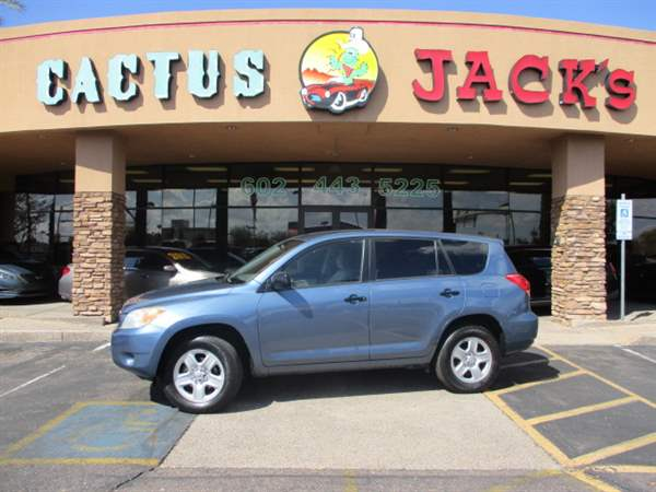 Pre-Owned 2008 TOYOTA RAV4 4 DOOR WAGON