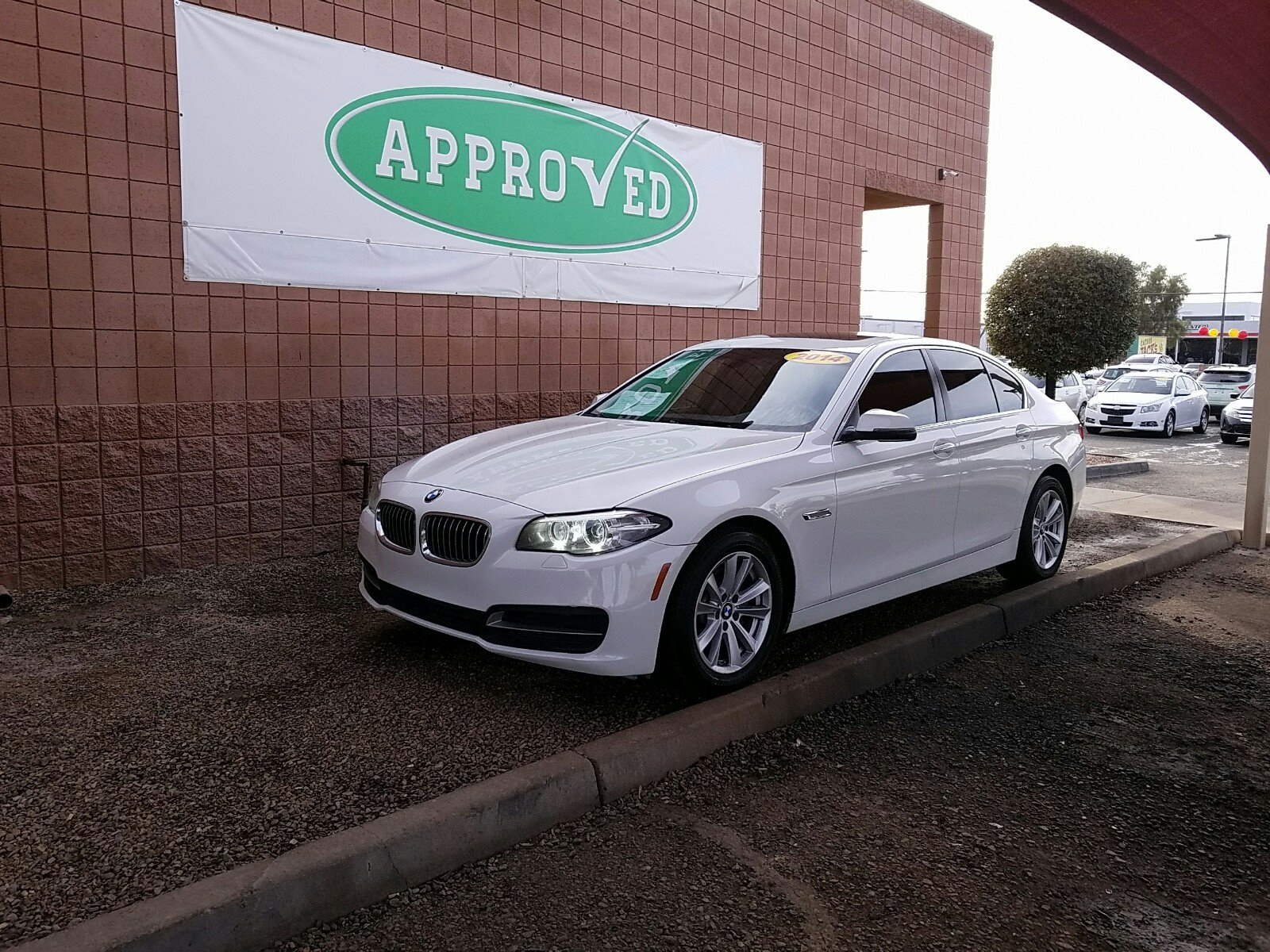 Pre Owned 2014 Bmw 5 Series 528i Xdrive 4dr Car In Phoenix 615941