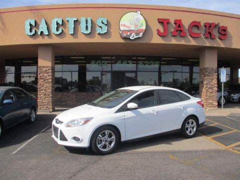 Pre-Owned 2014 FORD FOCUS 4DSD
