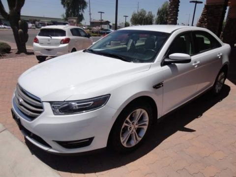 Pre-Owned 2016 FORD TAURUS 4DSD