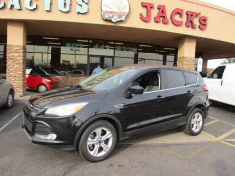 Pre-Owned 2014 FORD ESCAPE 4DSW