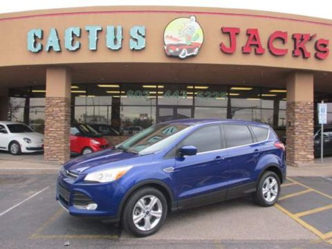 Pre-Owned 2015 FORD ESCAPE 4 DOOR WAGON