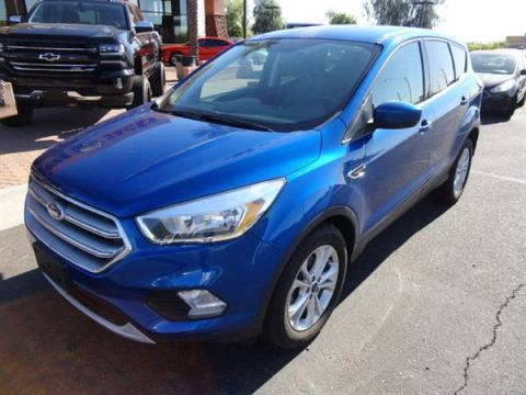 Pre-Owned 2017 FORD ESCAPE 4 DOOR WAGON