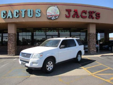 Pre-Owned 2010 FORD EXPLORER 4DSW