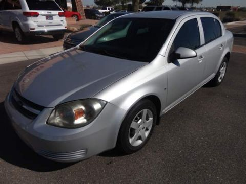 Pre-Owned 2008 CHEVROLET COBALT 4 DOOR SEDAN