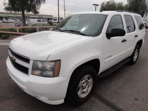 Pre-Owned 2007 CHEVROLET TAHOE 4 DOOR WAGON