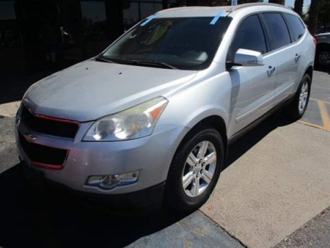 Pre-Owned 2012 CHEVROLET TRAVERSE 4 DOOR WAGON