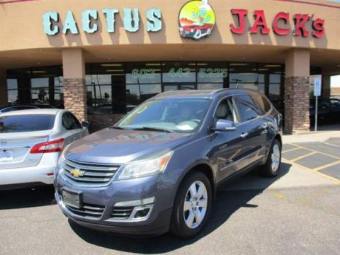 Pre-Owned 2013 CHEVROLET TRAVERSE 4 DOOR WAGON