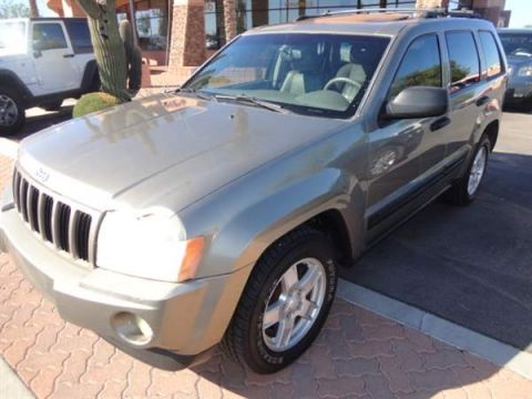Pre-Owned 2005 JEEP GRAND CHEROKEE 4 DOOR WAGON