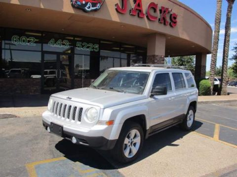 Pre-Owned 2011 JEEP PATRIOT 4 DOOR WAGON