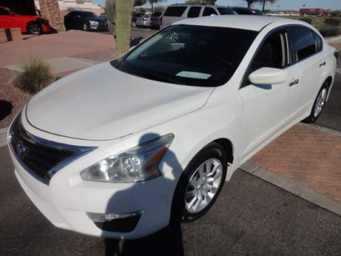 Pre-Owned 2014 NISSAN ALTIMA 4 DOOR SEDAN