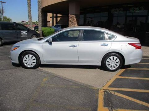 Pre-Owned 2016 NISSAN ALTIMA 4DSD