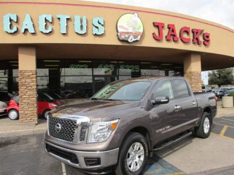 Used Cars Phoenix Az >> Used Trucks For Sale In Phoenix Az L Cactus Jack S Automotive