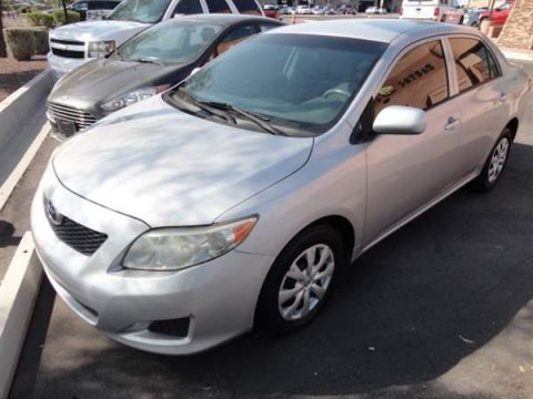 Pre-Owned 2010 TOYOTA COROLLA 4 DOOR SEDAN