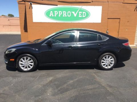 Pre-Owned 2011 Mazda6 i Touring