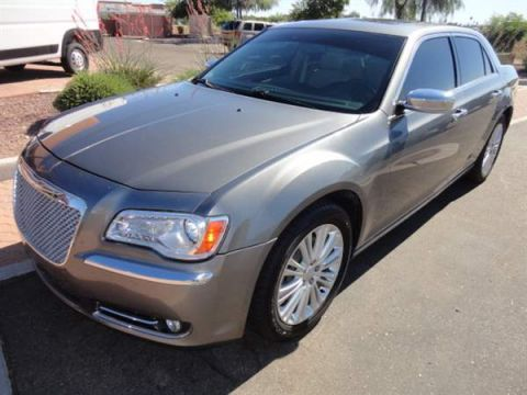 Pre-Owned 2012 CHRYSLER 300 4 DOOR SEDAN