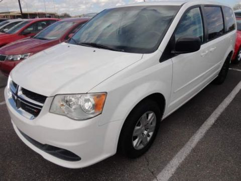 Pre-Owned 2012 DODGE GRAND CARAVAN 4 DOOR VAN; EXTENDED