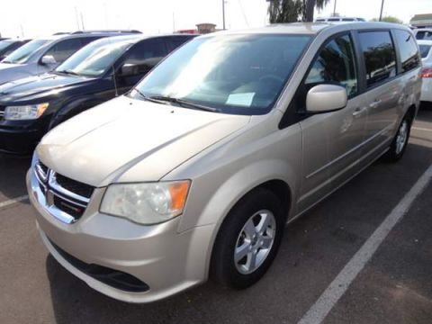 Pre-Owned 2013 DODGE GRAND CARAVAN 4 DOOR VAN; EXTENDED