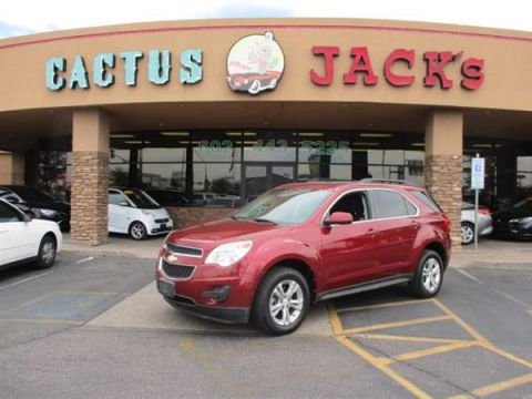 Pre-Owned 2010 CHEVROLET EQUINOX 4DSW