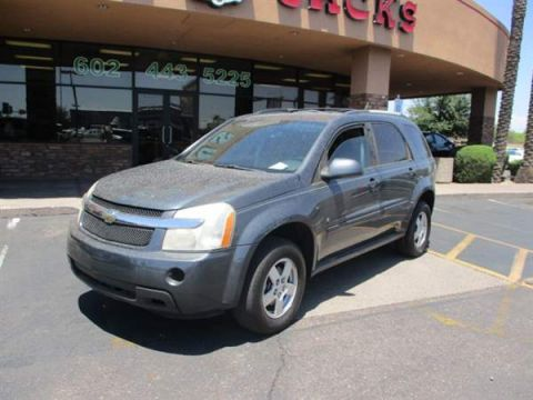 Pre-Owned 2009 CHEVROLET EQUINOX 4DSW