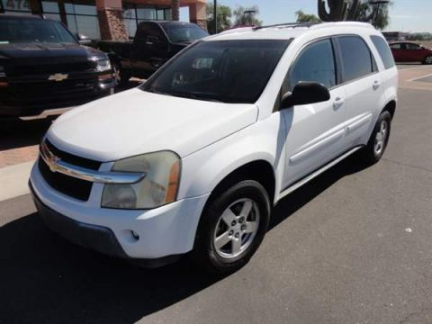 Pre-Owned 2005 CHEVROLET EQUINOX 4DSW