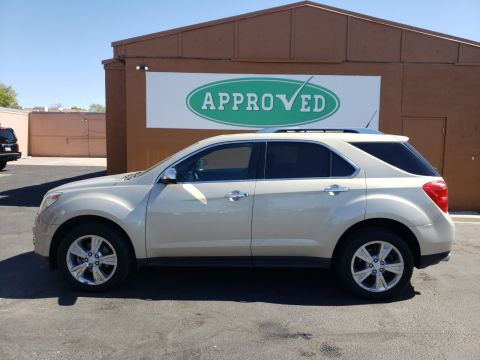 Pre-Owned 2010 Chevrolet Equinox LTZ