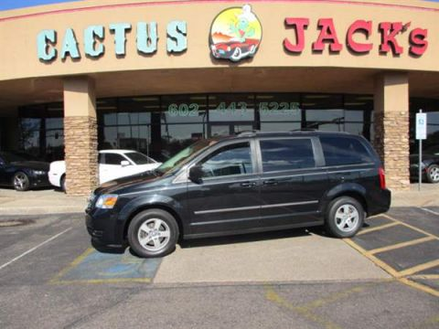 Pre-Owned 2010 DODGE GRAND CARAVAN 4 DOOR VAN; EXTENDED
