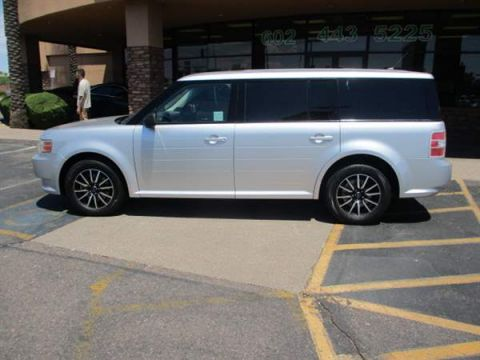 Pre-Owned 2011 FORD FLEX 4 DOOR WAGON