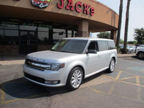 Pre-Owned 2014 FORD FLEX 4 DOOR WAGON