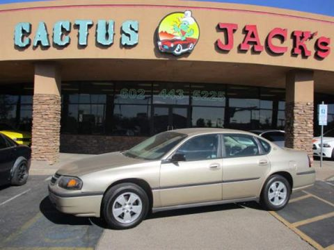 Pre-Owned 2004 CHEVROLET IMPALA 4 DOOR SEDAN