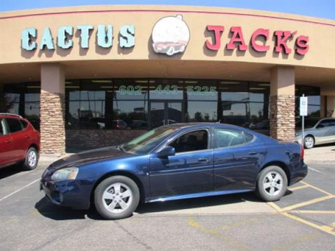 Pre-Owned 2007 PONTIAC GRAND PRIX 4 DOOR SEDAN