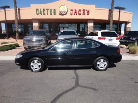 Pre-Owned 2006 BUICK LACROSSE 4 DOOR SEDAN