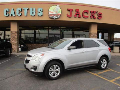 Pre-Owned 2011 CHEVROLET EQUINOX 4DSW